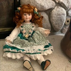 Irish Porcelain Doll